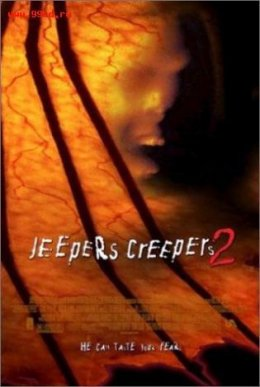 Джиперс Криперс 2 / Jeepers Creepers 2 (2003)