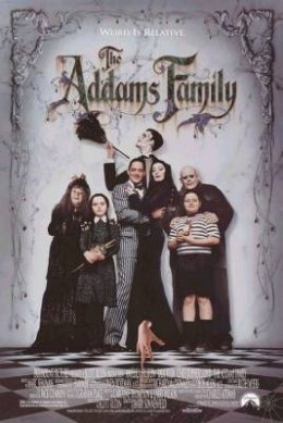 Семейка Адамс / The Addams Family (1991)