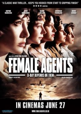 Женщины агенты / Female Agents (2008)