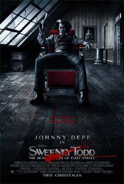 Суини Тодд, демон-парикмахер с Флит-стрит / Sweeney Todd: The Demon Barber of Fleet Street(2007)