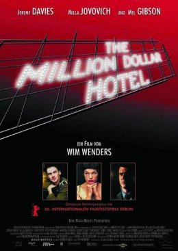 Отель Миллион долларов / The Million Dollar Hotel (2000)