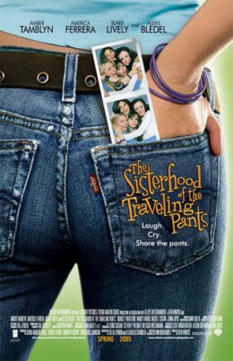 Джинсы-талисман / The Sisterhood of the Traveling Pants (2005)