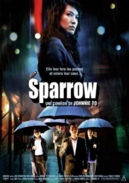 Воробей / Sparrow / Man jeuk (2008)